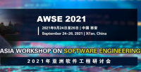 2021 Asia Workshop on Software Engineering (AWSE 2021)