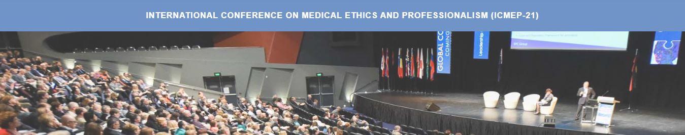 International Conference on Medical Ethics and Professionalism, Tashkent, Uzbekistan, Uzbekistan
