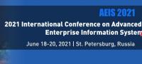 2021 International Conference on Advanced Enterprise Information System (AEIS 2021)