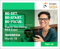 Access Masters Online event Indonesia