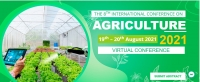 8th International Conference on Agriculture 2021 (AGRICO 2021)