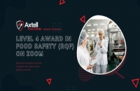Level 4 Award in Managing Food Safety (RQF) on Zoom