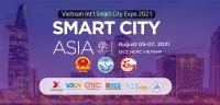 SMART CITY ASIA 2021