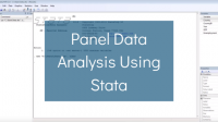 Panel Data Models in STATA Training Course