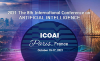 2021 8th International Conference on Artificial Intelligence (ICOAI 2021)