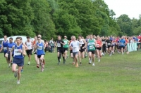 Essex Cross Country 10k Series 2021 - Belhus Woods Country Park