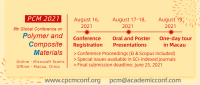Scopus*Compendex || 8th Global Conference on Polymer and Composite Materials PCM2021