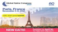 Global Spine Congress (GSC) 2021