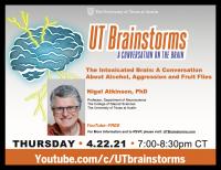 UT Brainstorms: A Conversation on the Brain (Virtual)