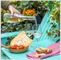 Spring Has Sprung - Amazing Spring Wine and Cheese Pairings! [May 7]