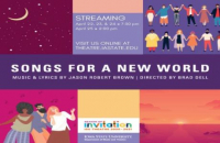"""ISU Theatre presents """"Songs for a New World"""""""