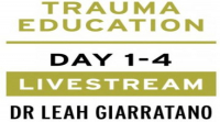 Practical trauma informed interventions with Dr Leah Giarratano on 22-23 and 29-30 September 2022 UK - Dun Laoghaire