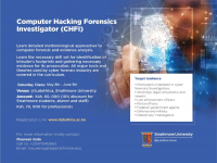Computer Hacking Forensics Investigator