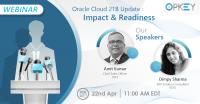Oracle Cloud 21B Update