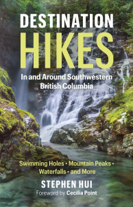 Destination Hikes & Backpacking in Southwestern BC
