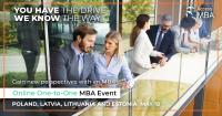 Access MBA online event, 18 MAY - Poland, Latvia, Lithuania and Estonia