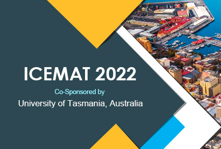 2022 4th International Conference on Energy Management and Applications Technologies (ICEMAT 2022), Hobart, Australia