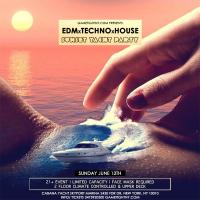 Techno House EDM Sunday Sunset Yacht Party Cruise at Skyport Marina Cabana Yacht 2021