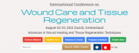 International Conference on  Wound Care and Tissue Regeneration