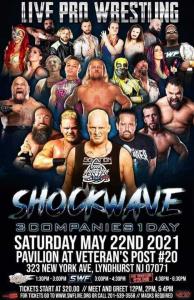 PWAD/SWF/SAW Present Shockwave Wrestling