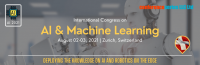International Congress on  AI and Machine Learning