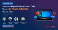 Automate Repetitive Excel-based Tasks Using MS Power Automate – Become an Automation Champ