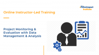 Training on Project Monitoring and Evaluation with Data Management and Analysis
