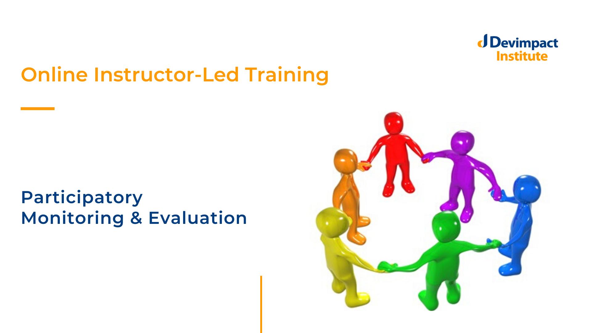 Training on Participatory Monitoring and Evaluation, Nairobi, Kenya