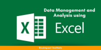 Training on Data Management and Analysis using Excel