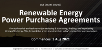 Renewable Energy Power Purchase Agreements