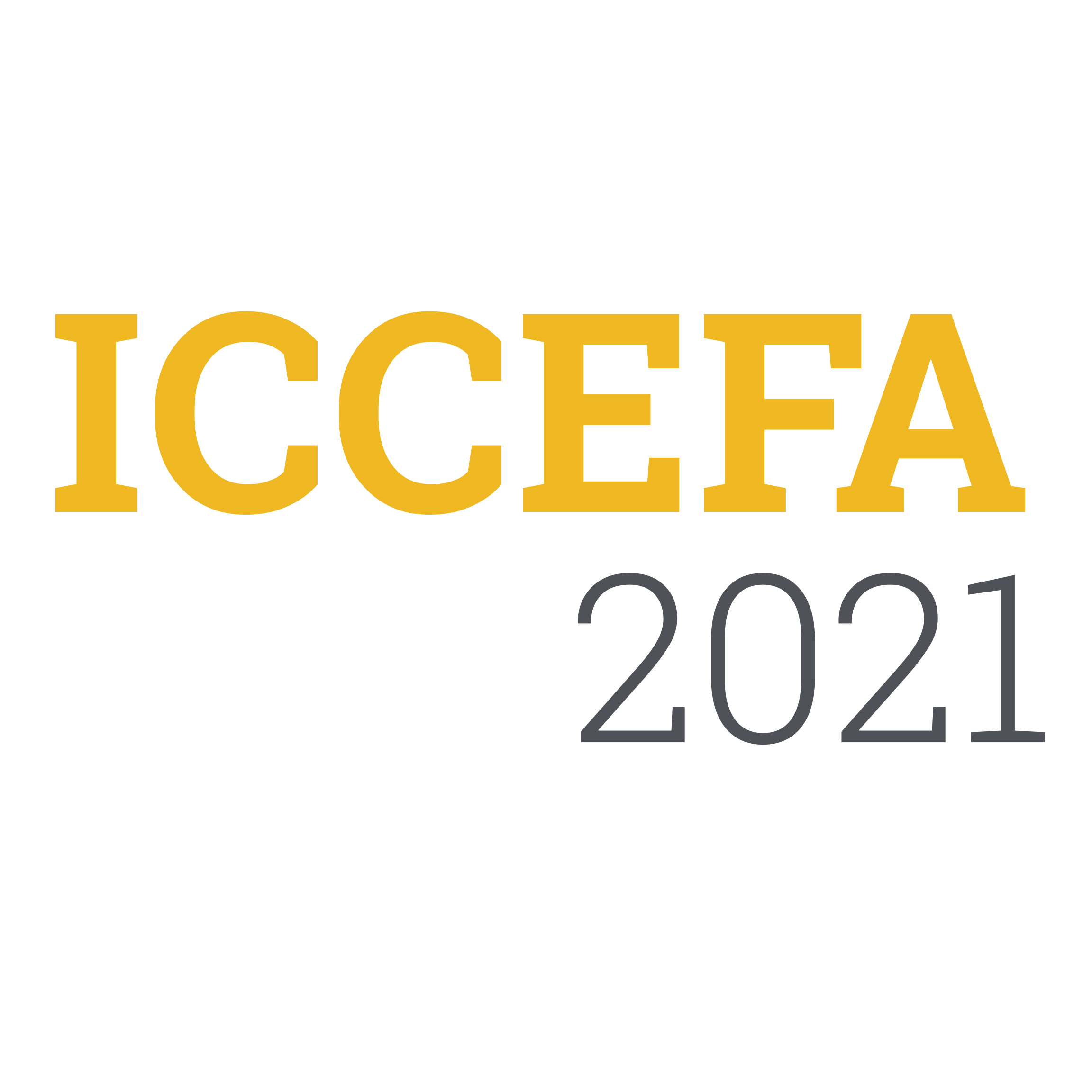 2nd International Conference on Civil Engineering Fundamentals and Applications (ICCEFA'21), Virtual Conference, Seoul, South korea