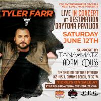 Tyler Farr Live in Concert