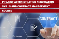 Invitation to attend Project Administration Negotiation Skills and Contract Management Course