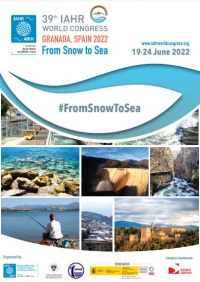 """39th IAHR World Congress """"From Snow to Sea"""""""