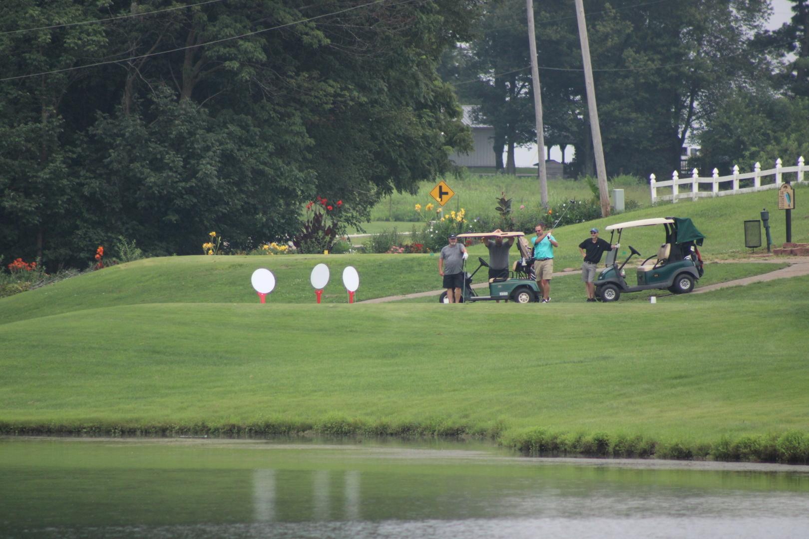 28th Annual Golf Benefit, Daviess, Indiana, United States