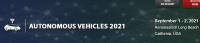 Physical Conference - AUTONOMOUS VEHICLES 2021