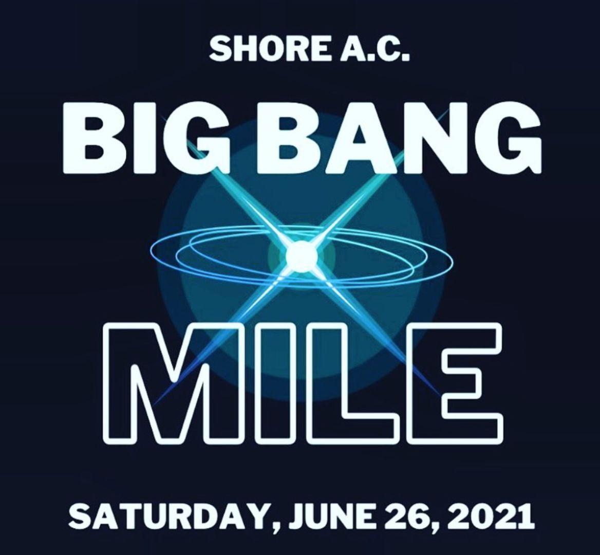 The Big Bang Mile, Holmdel, New Jersey, United States