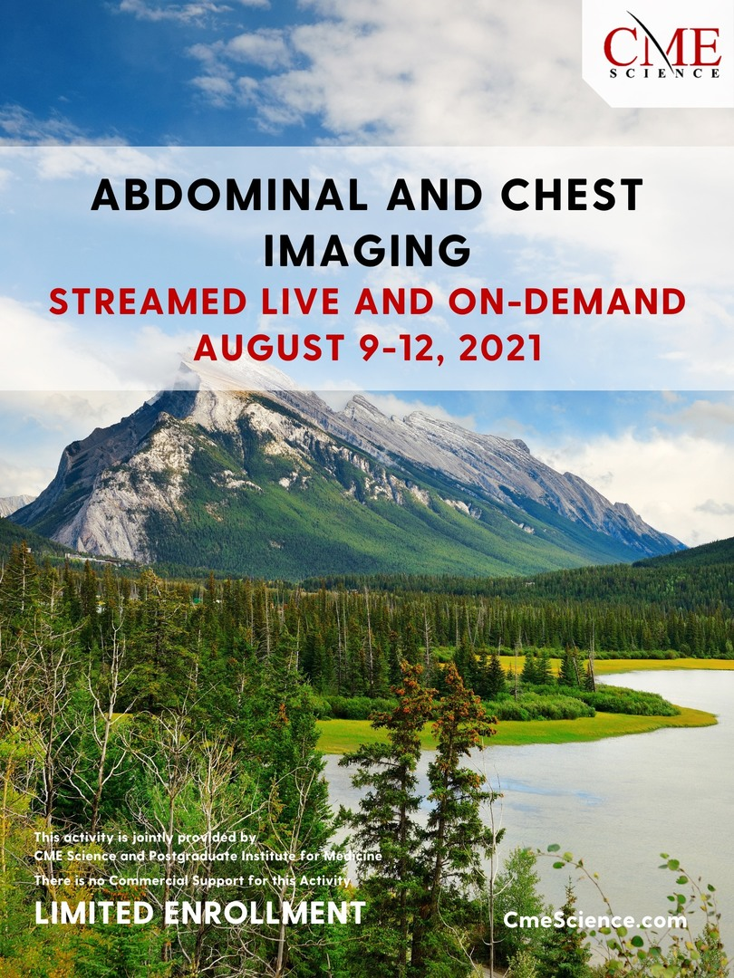 Abdominal and Chest Imaging Webinar, Online, Canada