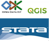 Better And Timely Data Collection Analysis And Visualization Using ODK SPSS Stata R And QGIS