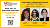 DAS International: How Curriculum-based Remediation Supports Your Child