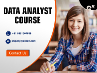 ExcelR Data Analyst Course