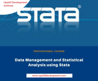 Data Management and Statistical Data Analysis using STATA Course