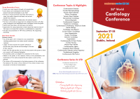 36th World Cardiology Conference