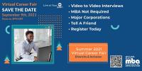 Summer Virtual Career Fair Diversity and Inclusion