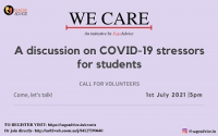 A discussion on Covid-19 stressors for students