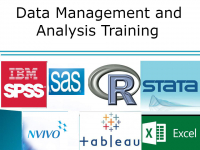 Research Design, Mobile Data Collection using ODK, GIS Mapping, Data Analysis using NVIVO and R Course