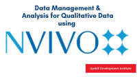 Data Management and Analysis for Qualitative Data using NVIVO Course