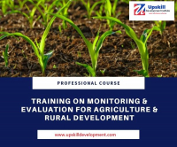 Monitoring and Evaluation for Agriculture and Rural Development Course