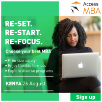 Online One-to-One MBA Event in Kenya