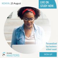 Masters Online Event Kenya
